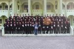 Wisudawan angkatan 6